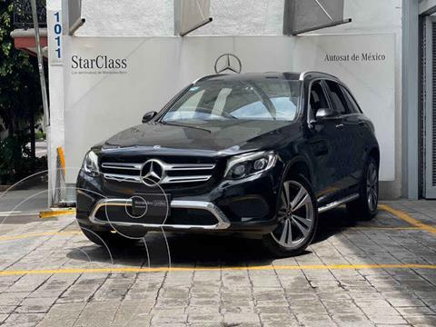 Mercedes Clase GLC 300 Sport usado (2019) color Negro precio $745,000