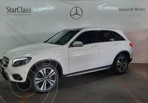 Mercedes Clase GLC 300 Sport usado (2019) color Blanco precio $770,000