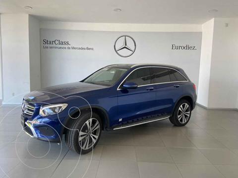 Mercedes Clase GLC Coupe 300 Sport usado (2019) color Azul precio $720,000