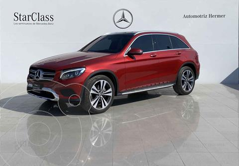 Mercedes Clase GLC 300 Sport usado (2018) color Rojo precio $619,900