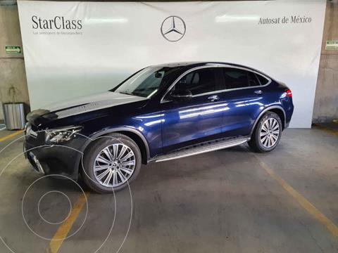 Mercedes Clase GLC Coupe 300 Avantgarde usado (2018) color Azul precio $685,000