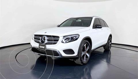 Mercedes Clase GLC 300 Off Road usado (2018) color Blanco precio $607,999