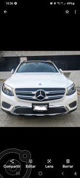 Mercedes Clase GLC 300 Off Road usado (2016) color Blanco precio $508,000