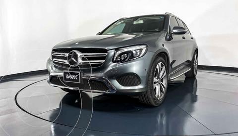 Mercedes Clase GLC 300 Off Road usado (2018) color Gris precio $604,999