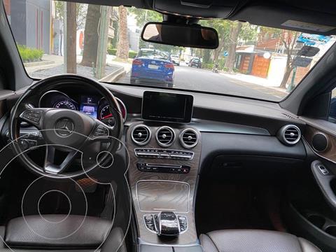 Mercedes Clase GLC Coupe 250 Sport usado (2016) color Azul precio $160,500