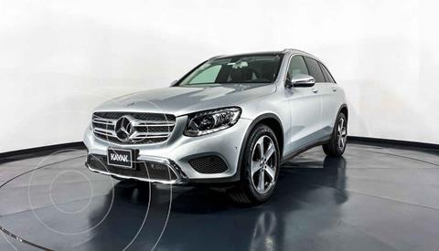 Mercedes Clase GLC 300 Off Road usado (2017) color Plata precio $522,999