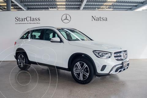 Mercedes Clase GLC 300 4MATIC Comfort usado (2020) color Plata Dorado precio $883,376