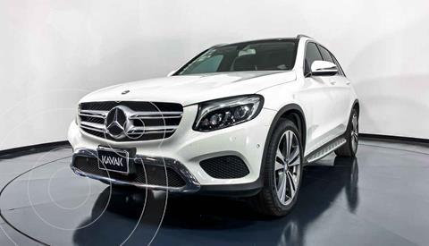 Mercedes Clase GLC 300 Sport usado (2017) color Blanco precio $529,999