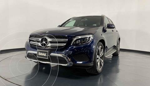 Mercedes Clase GLC 300 Sport usado (2016) color Azul precio $444,999