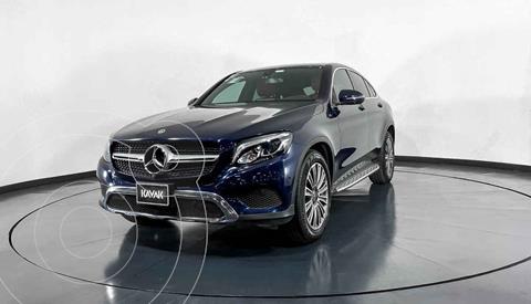 Mercedes Clase GLC 300 Off Road usado (2018) color Azul precio $709,999