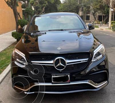Mercedes Clase GLE 63 AMG Coupe usado (2019) color Negro precio $1,350,000