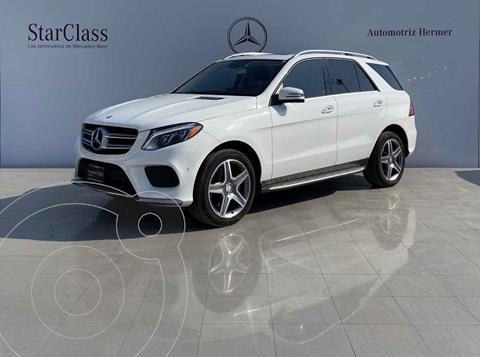 Mercedes Clase GLE SUV 400 Sport usado (2016) color Blanco precio $569,900