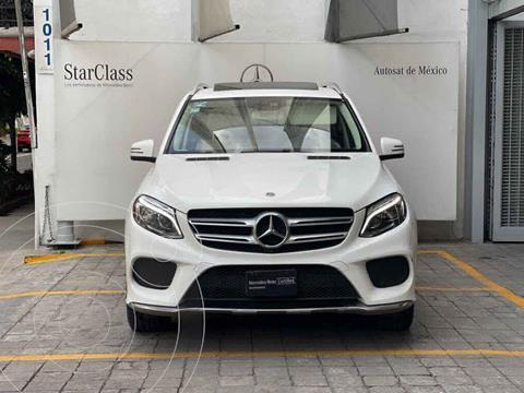 Mercedes Clase GLE SUV 400 Sport usado (2019) color Blanco precio $825,000