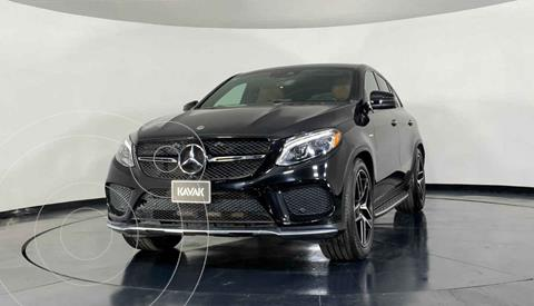 Mercedes Clase GLE SUV 400 Sport usado (2019) color Cafe precio $1,104,999