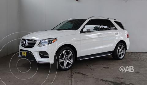 Mercedes Clase GLE SUV 400 Sport usado (2019) color Blanco precio $880,000