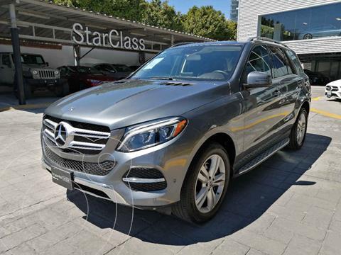 Mercedes Clase GLE SUV 350 Exclusive usado (2019) color Gris precio $770,000