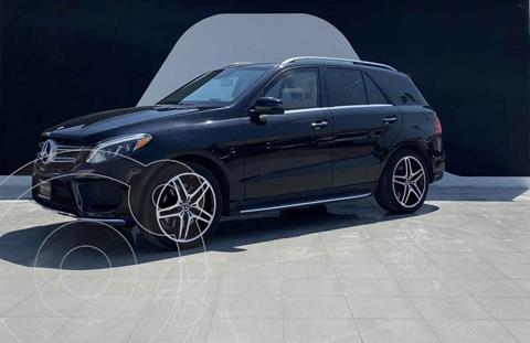 Mercedes Clase GLE SUV 500 Biturbo usado (2019) color Negro precio $1,549,900