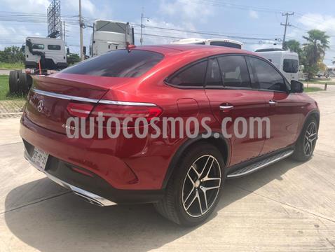 Mercedes Clase GLE Coupe 450 AMG Sport usado (2016) color Rojo precio $1,450,000