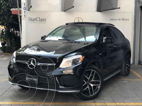 Mercedes Clase GLE Coupe 43 AMG usado (2019) color Negro precio $1,120,000
