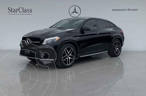 Mercedes Clase GLE 43 AMG Coupe usado (2017) color Negro precio $899,900