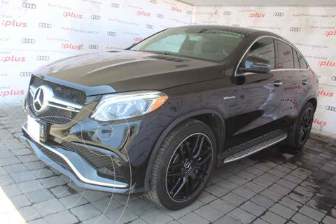 Mercedes Clase GLE Coupe 63 AMG  usado (2019) color Negro precio $1,375,000