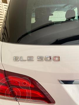 Mercedes Clase GLE SUV 500 Biturbo usado (2018) color Blanco precio $950,000
