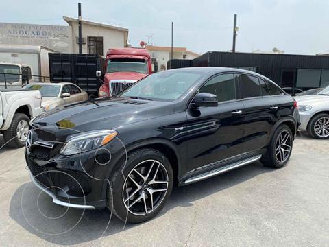 Mercedes Clase GLE Coupe 43 AMG usado (2017) color Negro precio $870,800