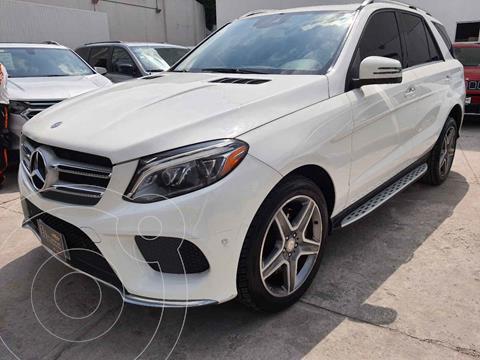 Mercedes Clase GLE SUV 400 Sport usado (2016) color Blanco precio $539,000