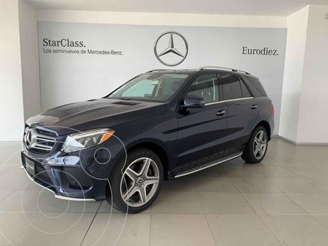 Mercedes Clase GLE SUV 500e usado (2019) color Azul precio $950,000