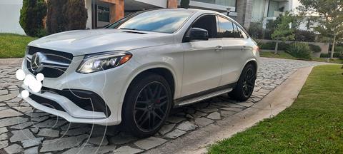 Mercedes Clase GLE Coupe 450 AMG Sport usado (2017) color Blanco Diamante precio $1,465,000