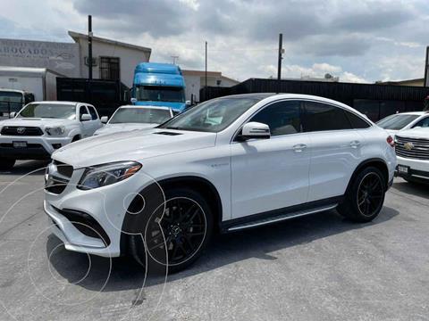 Mercedes Clase GLE Coupe 63 AMG  usado (2018) color Blanco precio $1,190,800
