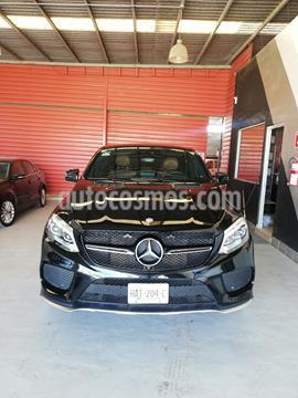 Mercedes Clase GLE Coupe 43 AMG usado (2017) color Negro precio $985,000