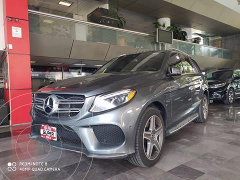 Mercedes Clase GLE SUV 500e usado (2019) color Gris precio $995,000