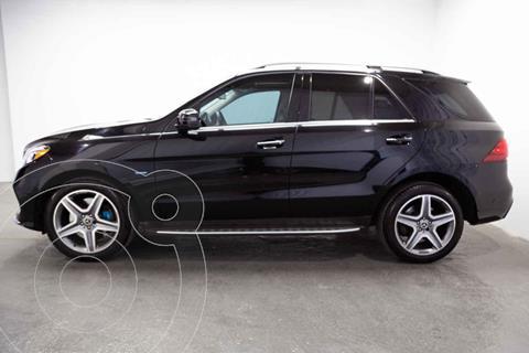 Mercedes Clase GLE SUV 500e usado (2018) color Negro precio $835,000