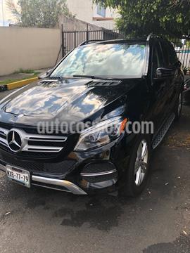 Mercedes Clase GLE SUV 350 Exclusive usado (2016) color Negro precio $460,000