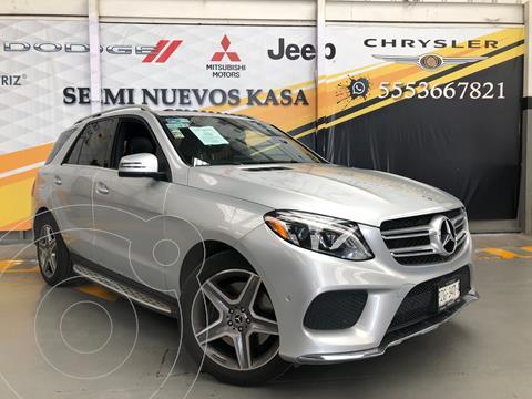 Mercedes Clase GLE SUV 400 Sport usado (2018) color Plata Dorado precio $780,000