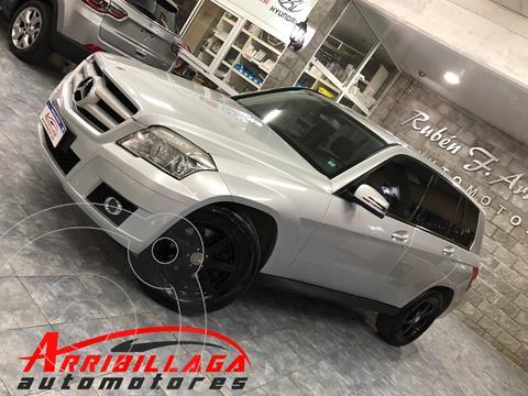Mercedes Clase GLK 300 City usado (2010) color Plata Iridio precio $2.950.000