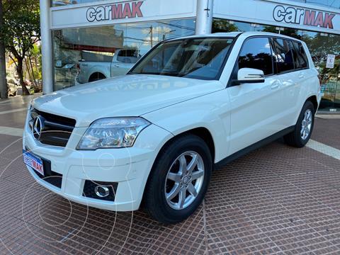 Mercedes Clase GLK 300 Sport (247Cv)  usado (2012) color Blanco precio $2.499.990