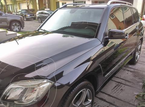 Mercedes Clase GLK 300 Off Road usado (2015) color Negro precio $340,000