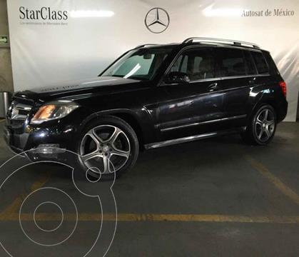 Mercedes Clase GLK 300 Off Road usado (2015) color Negro precio $289,000