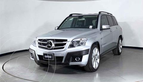 Mercedes Clase GLK 300 Sport usado (2012) color Plata precio $284,999