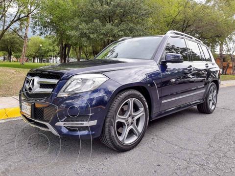 foto Mercedes Clase GLK 300 Off Road Sport usado (2014) color Azul precio $275,000