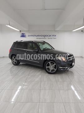 Mercedes Clase GLK 300 Off Road usado (2013) color Gris Tenorita precio $299,900