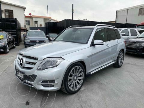 Mercedes Clase GLK 350 Sport usado (2014) color Plata precio $349,800