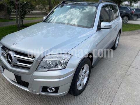 Mercedes Clase GLK 280 usado (2009) color Gris precio $174,500