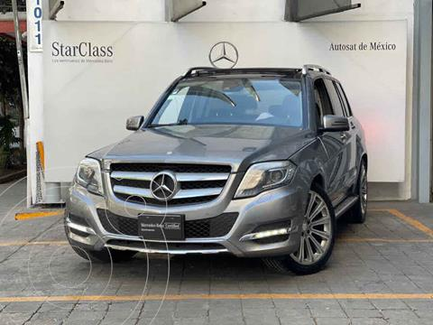 Mercedes Clase GLK 350 Sport usado (2014) color Gris precio $340,000