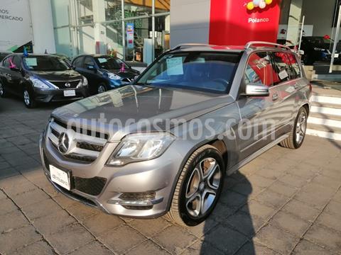 Mercedes Clase GLK 300 usado (2015) color Plata precio $290,000