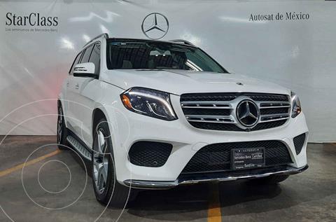 Mercedes Clase GLS 500 usado (2019) color Blanco precio $1,300,000
