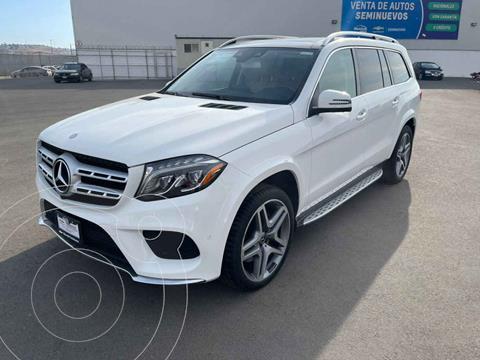 Mercedes Clase GLS 500 usado (2018) color Blanco precio $950,000
