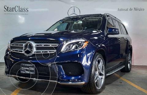 Mercedes Clase GLS 500 usado (2018) color Azul precio $995,000